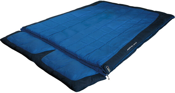 High Peak Twin Forester - Sacos de dormir - azul